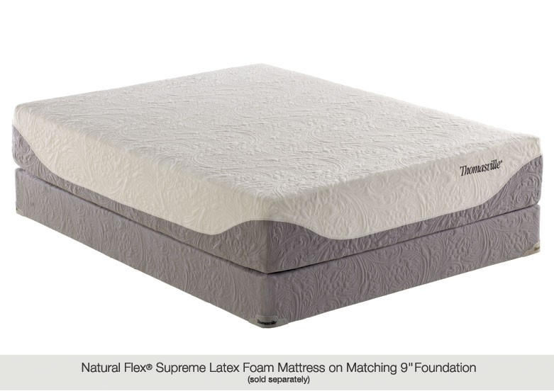 Thomasville 174 Supreme 941 Dunlop Latex Mattress