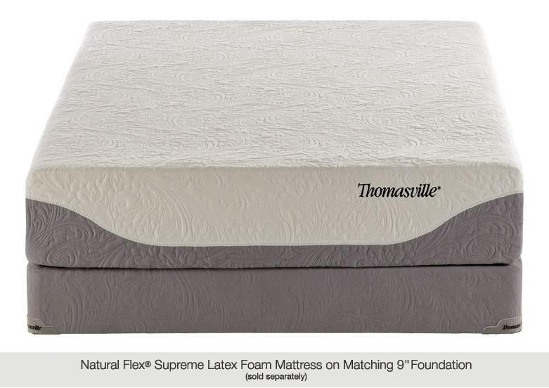 Thomasville Supreme 941 Dunlop Latex Mattress
