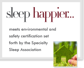 Natural Flex is Certified Safe and Eco-Friendly
